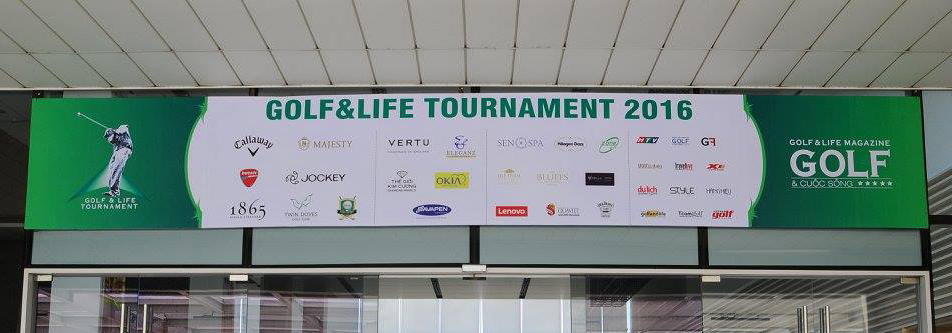 GOLF & LIFE TOURNAMENT