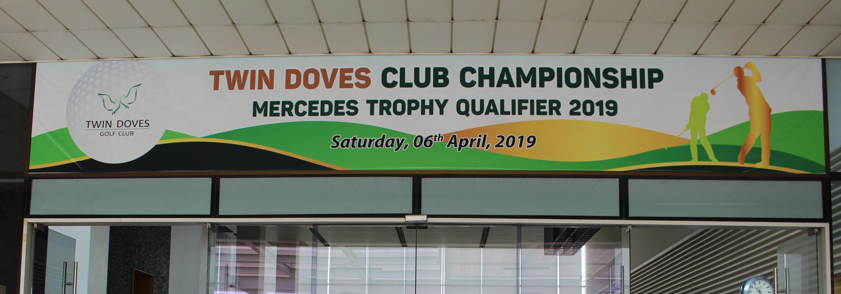 Club Championship on 6th April 2019